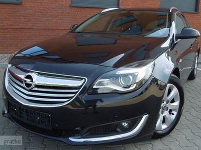 używany Opel Insignia Country Tourer CDTi 170 KM Cosmo Nowy Model Duża Navi PL Klimatronic Pełen Serwis