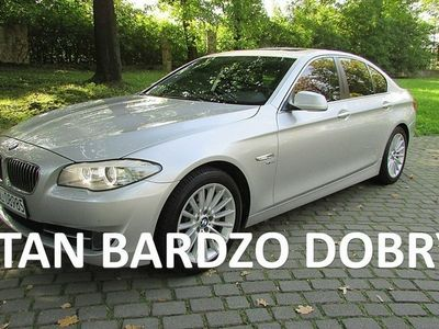 używany BMW 535 3dm 306KM 2012r. 170 000km