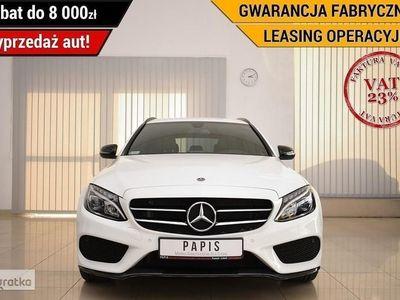 used Mercedes 200 Klasa C W205VAT23% SalonPL 1.Wł ASO Gwar.Fabryczna Climatronic Nawi FullLED