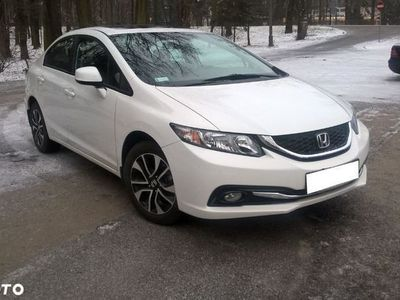 używany Honda Civic X
