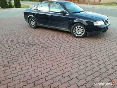 używany Audi A6 c5 2.5 tdi 170 km sprzedaż bądź zamiana