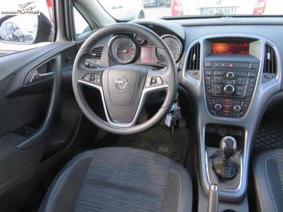używany Opel Astra Astra 1.4dm3 140KM 2016r. 64 167kmIV 1.4 LPG Sedan FV 23%, Gwarancja!!