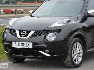 używany Nissan Juke 1.5dm 110KM 2016r. 120 130km