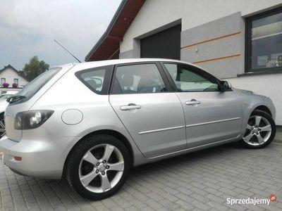 używany Mazda 3 2dm3 150KM 2006r. 200 000km 2006,2.0 benzyna,klimatronik,gwarancja