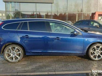 używany Volvo V60 2dm 150KM 2015r. 124 895km
