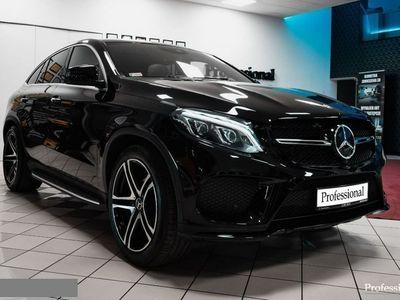 używany Mercedes GLE250 3dm 258KM 2016r. 23 687km