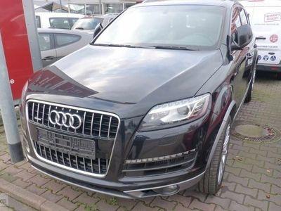 używany Audi Q7 Q7 I3.0 TDI S-Line 245 KM, autom. 8-bieg. Tiptronic 2013