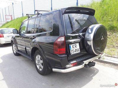 używany Mitsubishi Pajero 3,2 DID Instyle Dakar 2007- sprzedam.