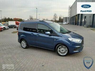 używany Ford Tourneo Courier rabat: 7% (5 511 zł) 1.5 EcoBlue 100KM SYNC 3