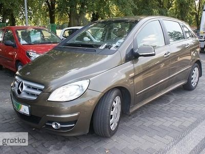 gebraucht Mercedes 180 Klasa B W245CDI 110KM Klima, Parktronic, Jasne skóry