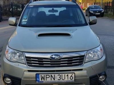 używany Subaru Forester FORESTER 2.0 D2.0 D