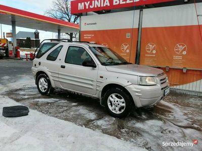 używany Land Rover Freelander 1.8 LPG STAG 4 EKONOMICZNE 4X4 SPRAWNY