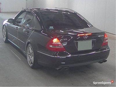 używany Mercedes E55 AMG