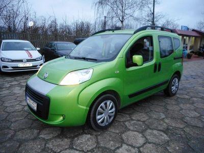 używany Fiat Qubo 1.4dm 73KM 2008r. 103 000km
