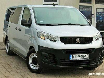 używany Peugeot Expert 1.6dm 116KM 2017r. 87 000km