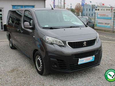używany Peugeot Traveller F-Vat,Gwarancja,9-Osbowy,F-Vat
