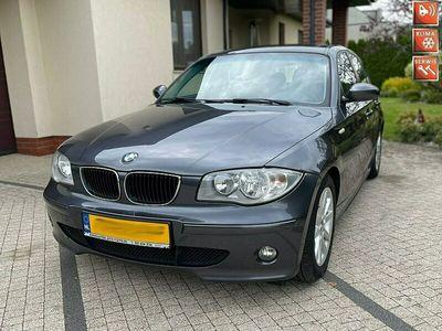 używany BMW 120 120 d 163KM 6-Biegów Wnętrze Sport Pakiet Opłacona E87 (2004-2013)