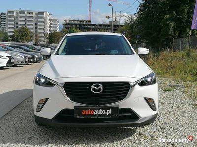 używany Mazda CX-3