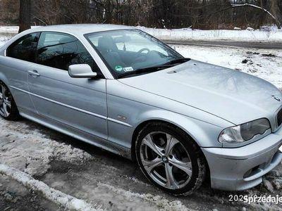 używany BMW 330 e46 Coupe ci + LPG