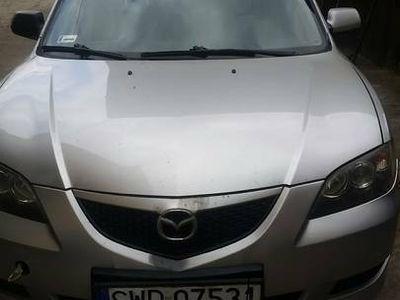 używany Mazda 3 sedan 2004