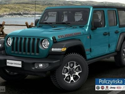 używany Jeep Wrangler 2dm 272KM 2019r. 2km