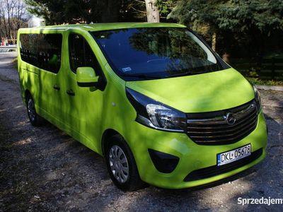 używany Opel Vivaro 1.6BITURBO Long