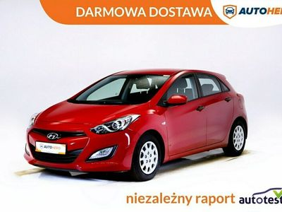 używany Hyundai i30 DARMOWA DOSTAWA,Serwis aso,, Klimatyzacja II (2012 - 2016)