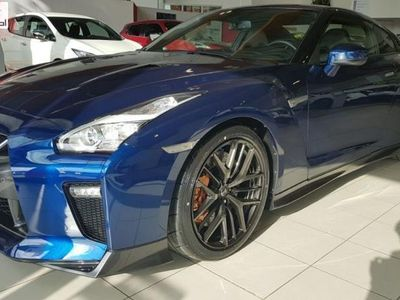 używany Nissan GT-R GT-R3,8 V6 570 KM Prestige Edition