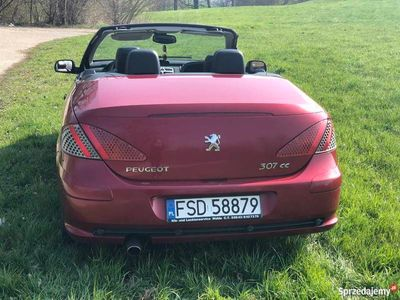 używany Peugeot 307 CC Kabriolet 2.0 16v