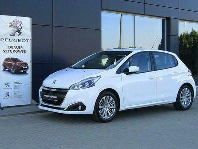 używany Peugeot 208 I 1.2 Active Gwarancja Dealer