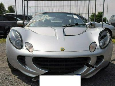 używany Lotus Elise 1.8dm 122KM 2001r. 47 000km