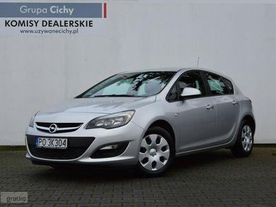 używany Opel Astra SalonPL SerwisASO 23% 1.4 benz 120KM klimatyzacja, Wysogotowo