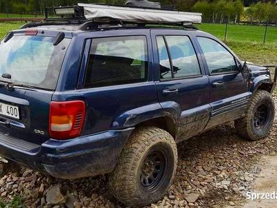 używany Jeep Grand Cherokee 2,7 CRD