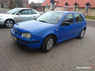 używany VW Golf IV 1.6 sr z lpg sekwencja