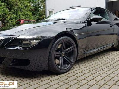 używany BMW M6 5dm 507KM 2007r. 46 000km