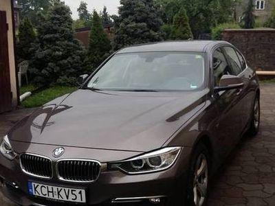 używany BMW 320 Zarejestrowana, wersja Luxury Line, stan idealny!
