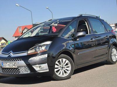 używany Citroën C4 Picasso 1.6 1.6 HDI 109 KM !! Automat, Klimatronic,ALU, Jasny Środek, EXCLUSIVE automatyczna klima.