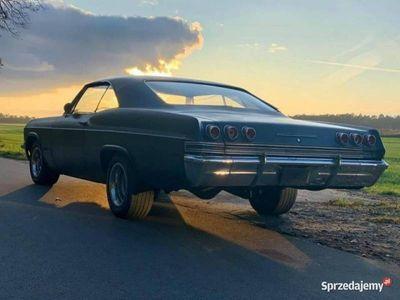 używany Chevrolet Impala 1965 Super Sport Oryginał SS Kompletna jeżdżąca v8 350 Automat IV (1964-1970)