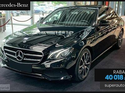 używany Mercedes 220 Klasa E 2.04MATIC (194KM) | AVANTGARDE | + Pakiet Advantage