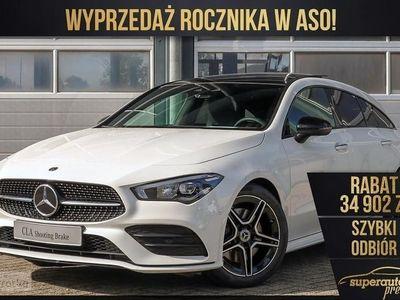 używany Mercedes 200 Klasa CLA AMG 1.3(163KM) | AMG + Premium Plus + Night | WYPRZEDAŻ 2019!, Chorzów
