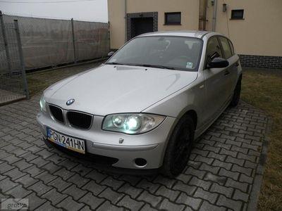 używany BMW 116 SERIA 1 i