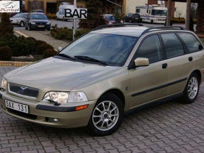 używany Volvo V40 1.8 DWA KOMPLETY KÓŁ ręczna klima.