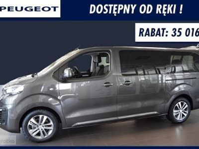 używany Peugeot Traveller ALLURE LONG 180KM ALLURE WEBASTO, Navi, Head-Up, Szybki odbiór!