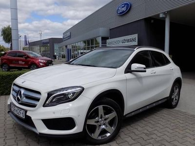 używany Mercedes GLA250 Klasa4MATIC Dealer Vat 23% Pakiet AMG Panorama Salon PL