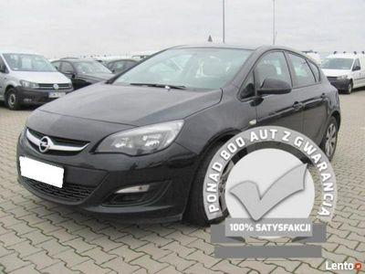 używany Opel Astra IV 1.4 T Enjoy Benzyna+ LPG, FV 23%, Gw
