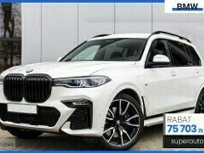 używany BMW X7 M Sport 3.0 M Sport (265KM) | + Pakiet Innowacji + Harman Kardon + P