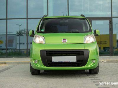 używany Fiat Fiorino 1.4 Klima Qubo idealnie utrzymany, 2 kpl kół