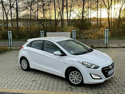 używany Hyundai i30 1.4 CRDi 90KM / Salon PL I-właściciel / Bezwypadkowy II (2012 - 2016)