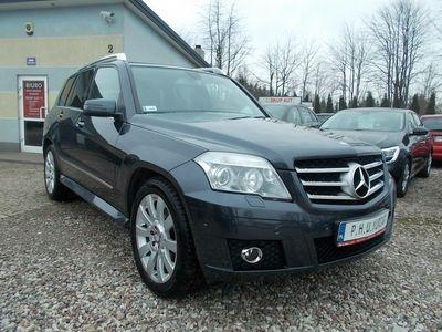 używany Mercedes GLK320 3dm 224KM 2008r. 119 000km