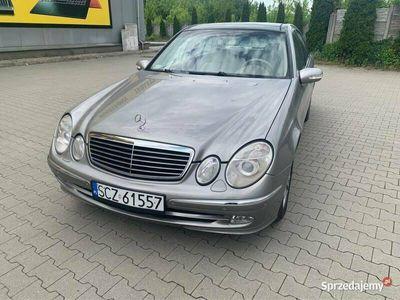 używany Mercedes E270 E klasa w2112.7 diesel elegance